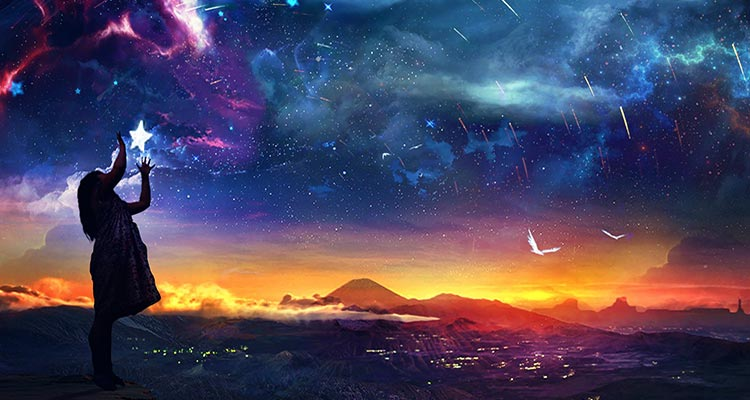 Accéder aux étoiles